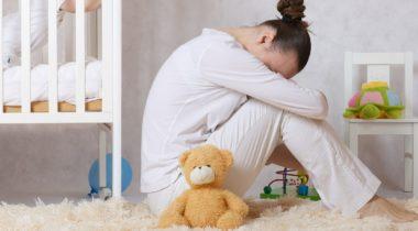 Как бороться с симптомами послеродовой депрессии